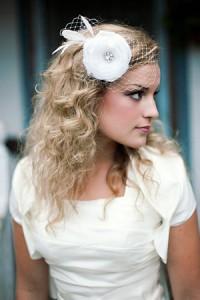 Свадебные укладки на длинные волосы 2011