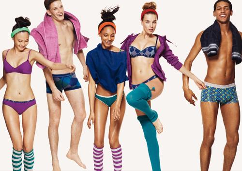 Модное белье осень-зима 2011-2012