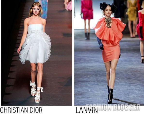 Коктейльные платья на Новый год 2012