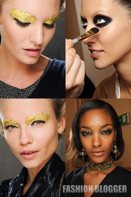 Весенний макияж 2012