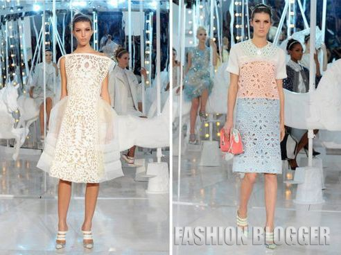 Модные тренды весны 2012