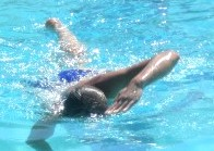 Упражнения для занятий в бассейне