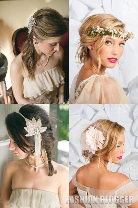 Модные прически для девушек 2012