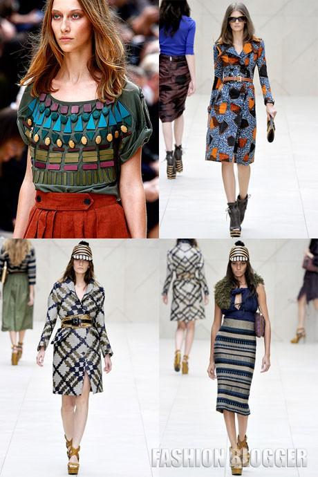 Мода 2012: принты