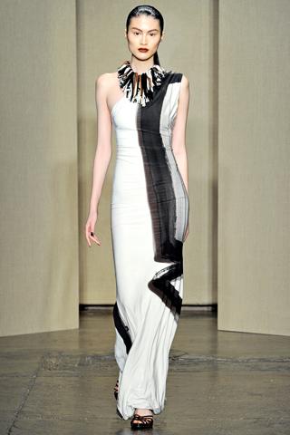 Платья в пол 2012, фото (2)
