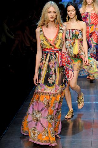 Платья в пол 2012, фото (5)