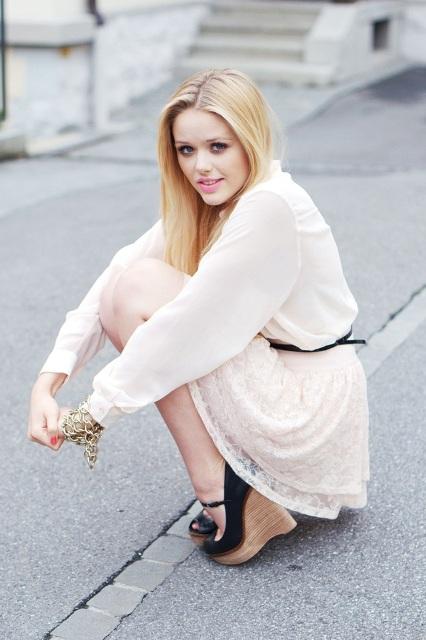 Модные блоггеры: Кристина Базан (2)