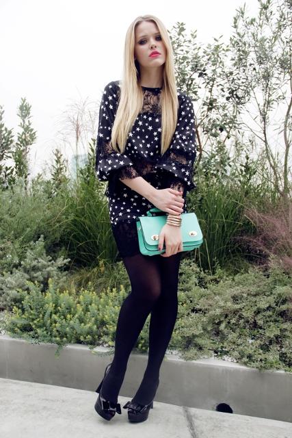 Модные блоггеры: Кристина Базан (1)