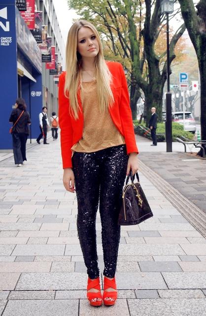 Модные блоггеры: Кристина Базан (3)