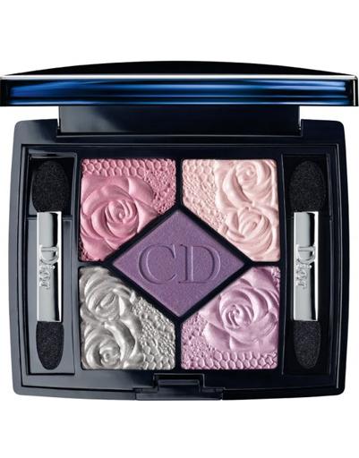 Тени для век Dior 5 Couleurs Palette Garden Edition