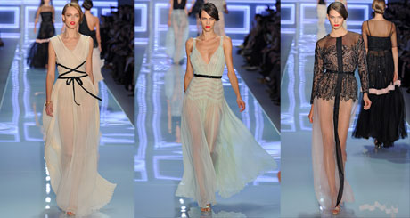 Платья Dior 2012