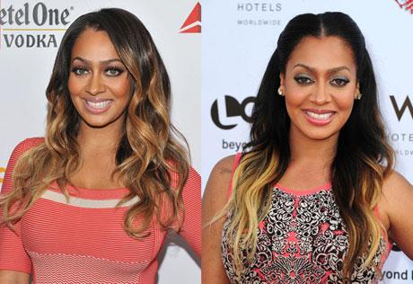 Как модно красить волосы в 2012