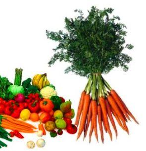 Диета на моркови. Быстрое похудение на овощах