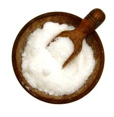 Скраб из морской соли: для тела и рук