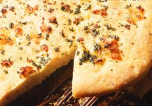 Как приготовить пирог с творогом и свежей зеленью