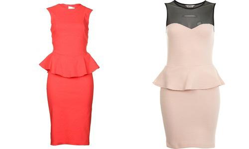 Какие платья модны осенью 2012