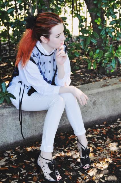 Модные блоггеры: Джейн Олдридж