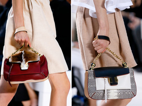 Какие сумки в моде весной 2013
