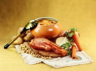 Картошка, фаршированная лососем