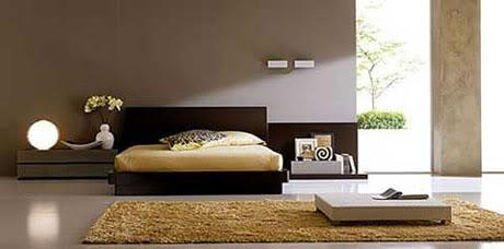 Как сделать спальню визуально больше