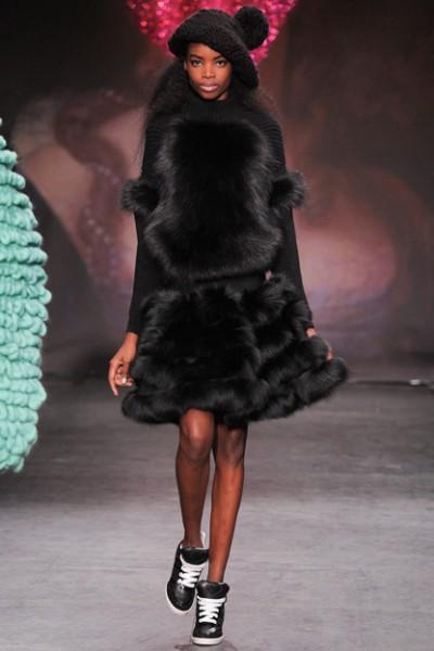 Мода зима 2014: основные тренды