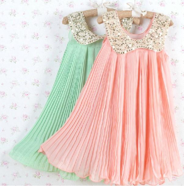 Новогодние платья 2014 для девочек