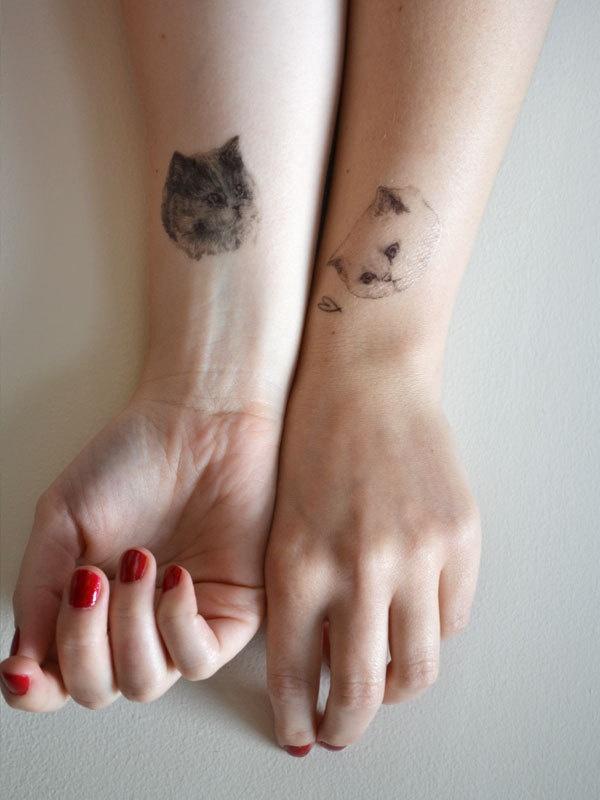 Татуировки 2014, фото (5)