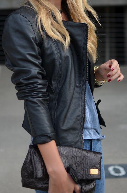 Кожаные куртки 2014 (24)