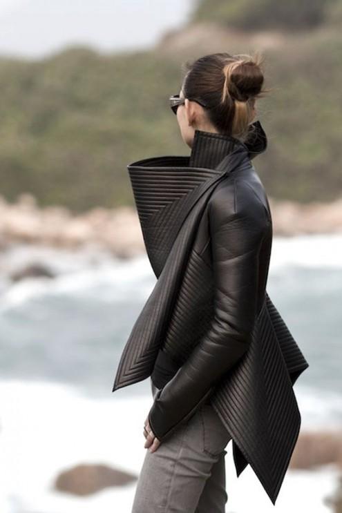 Кожаные куртки 2014 (10)
