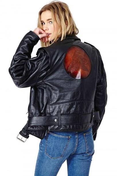 Кожаные куртки 2014 (9)