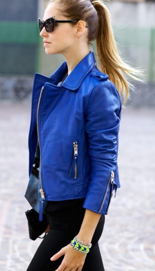 Кожаные куртки 2014 (23)