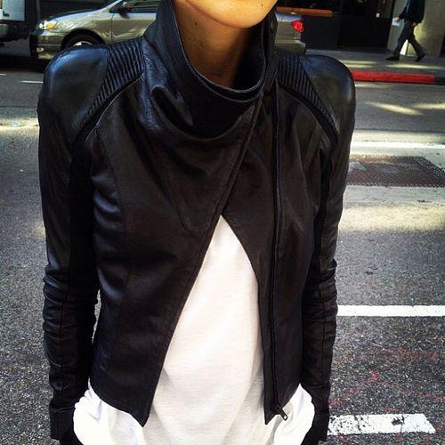 Кожаные куртки 2014