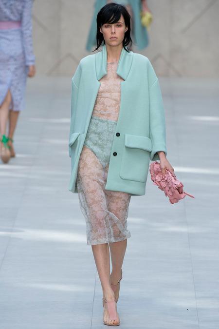 Кружевные платья 2014 (8)