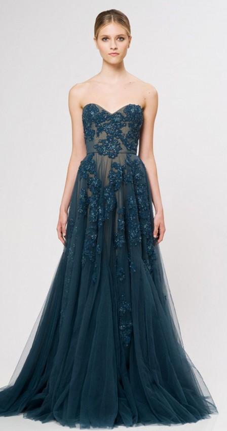 Длинные платья 2014 (4)