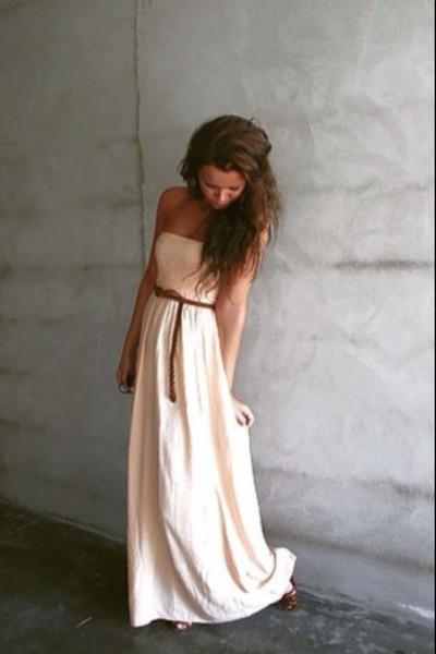 Длинные платья 2014