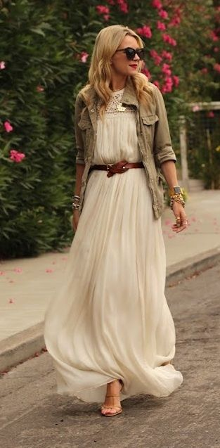Длинные платья 2014 (16)