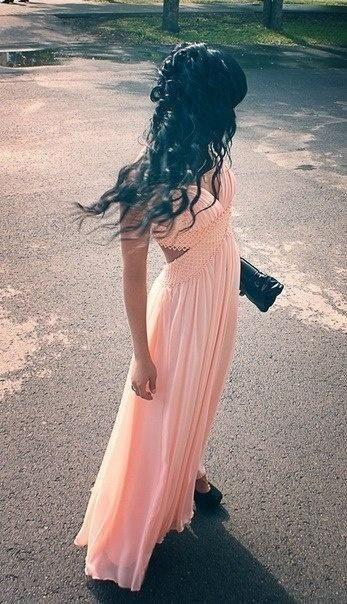 Длинные платья 2014 (11)
