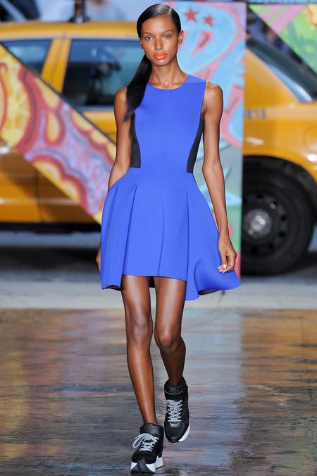 Мода весна 2014: В спортивном стиле! (2)