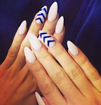 Гелевые ногти 2014 (7)