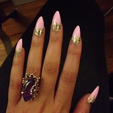 Гелевые ногти 2014 (5)