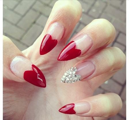 Гелевые ногти 2014 (4)