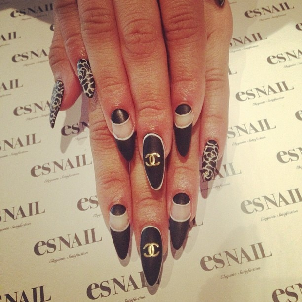 Гелевые ногти 2014 (1)