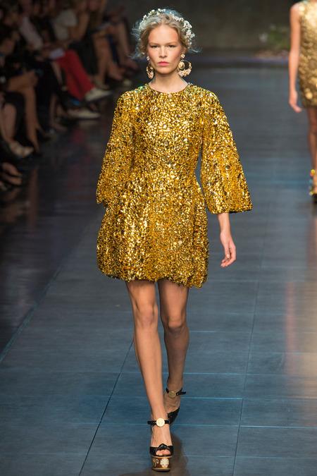 Мода весна 2014: Драгоценные камни (4)