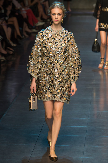 Мода весна 2014: Драгоценные камни (3)