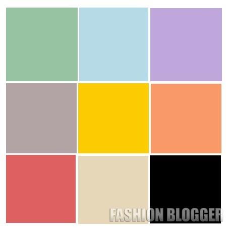 Цвет ногтей 2014: тренды