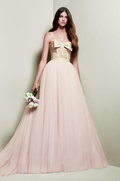 Пышные свадебные платья 2014
