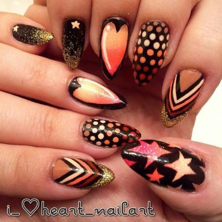 Цвет ногтей 2014: тренды (5)
