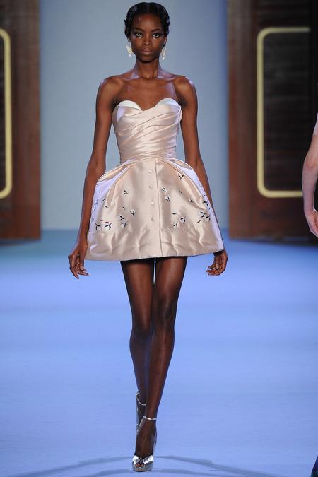 Коктейльные платья 2014 (9)