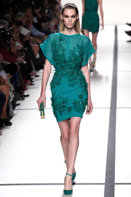 Коктейльные платья 2014 (5)