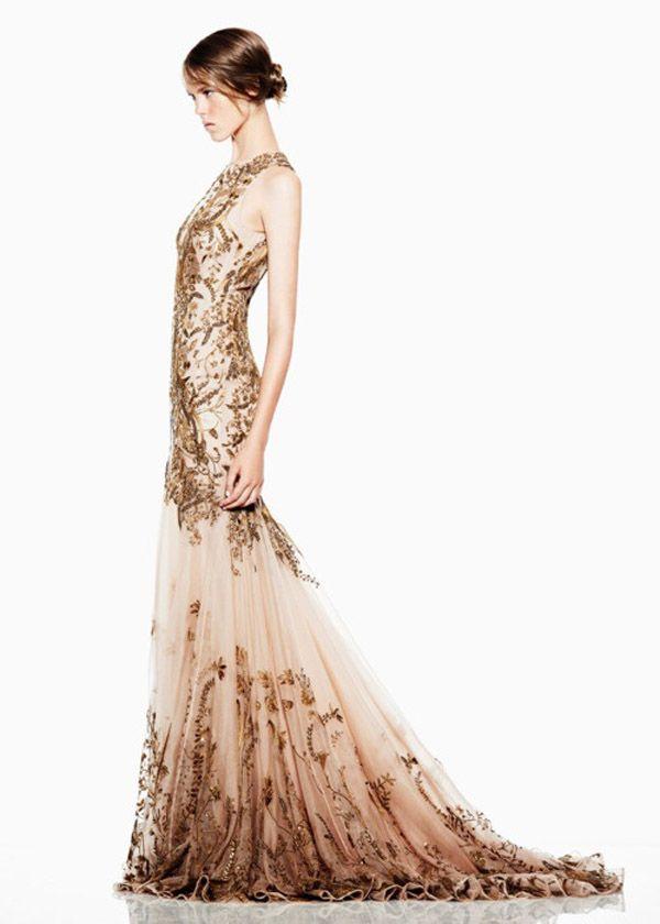 Красивые платья 2014